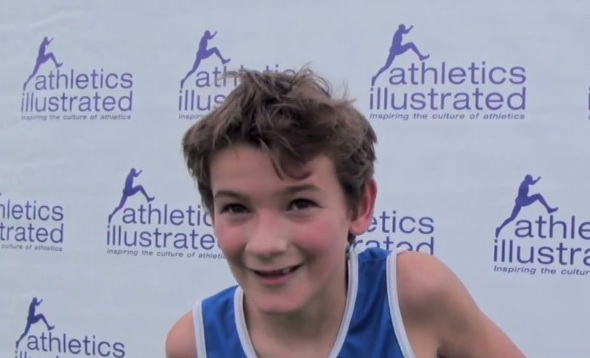 Jaden Watson interview – 2015 BC Cross Country Championships