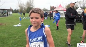 Jaden Watson – 2013 BC Cross Country Championships