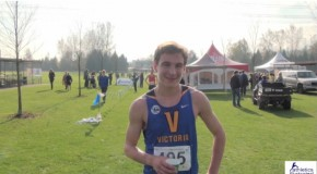Ben Weir – 2013 BC Cross Country Championships