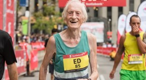 Legend: Ed Whitlock takes world record at 85 breaking the 4:00:00 in the marathon