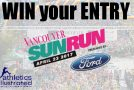 CONTEST ALERT: Win your entry into the 2017 Vancouver Sun Run