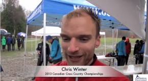Chris Winter Interview
