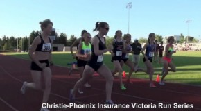 Christie-Phoenix Insurance Victoria Run Series: Women's 3,000m Race Video