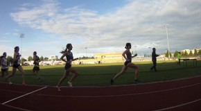 Women's 800m Race Video – The Q's Victoria Run Series