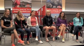 2014 Scotiabank Vancouver Half Marathon Elite Panel – Women