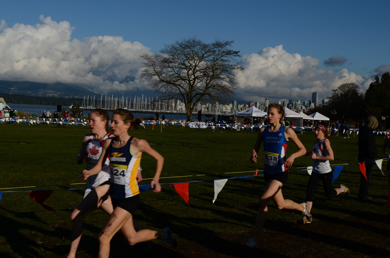 Video – Senior Women's Race – 2012 Canadian Cross Country Championships