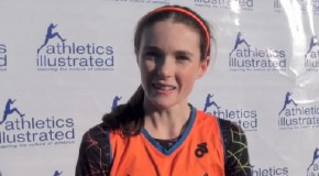 2014 Canadian Cross Country Championships: Hannah Woodhouse Interview