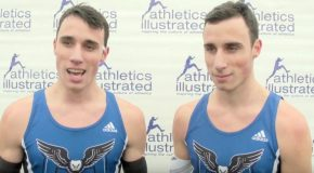 Video interview: Zach Wyatt and Tate Wyatt – 2017 BC High School Cross Country Championships