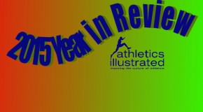 Top Athletics Illustrated News and Interviews for 2015