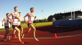 Christie-Phoenix Insurance Victoria Run Series: Youth 2,000m Race Video