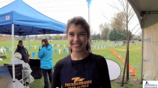 Interview Montage – Youth Champions at BC Cross Country