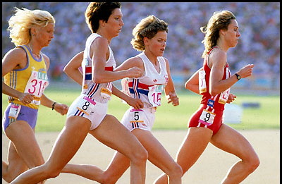 Zola Budd Interview