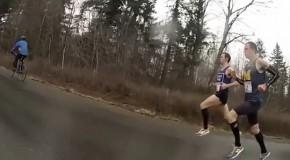 Comox Valley Half Marathon Race Report