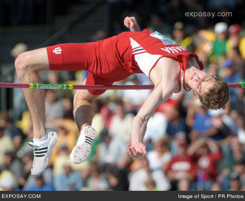 Derek Drouin: Canada's Best Chance for a Gold Medal During the Commonwealth Games?