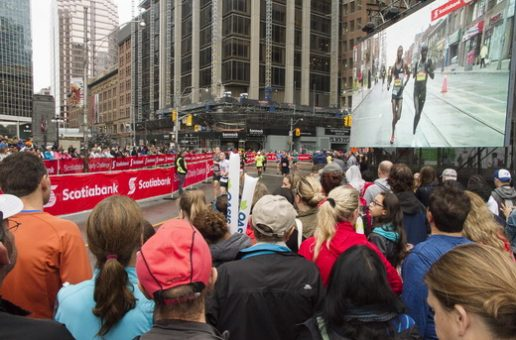 Scotiabank Toronto Waterfront Marathon to be live streamed Sunday morning