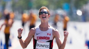 Canada's Evan Dunfee breaks national 50k race walking record in victory