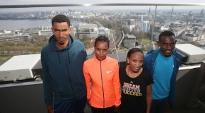 Ethiopians plan fast Hamburg race in contest for Olympic places