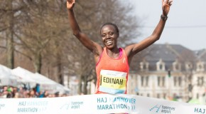 Lusapho April wins Hannover for the third time