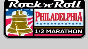 41-year-old Kastor clocks 1:09:36 to finish third at the Rock 'n' Roll Philadelphia Half Marathon; Karoki completes personal best