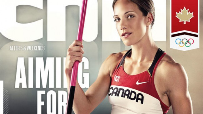 Jessica Zelinka Dominates 2012 Athletics Canada Annual Awards