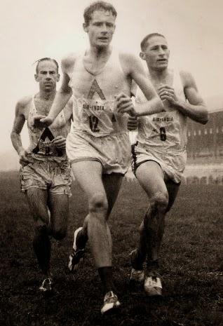 1961 10,000 metres