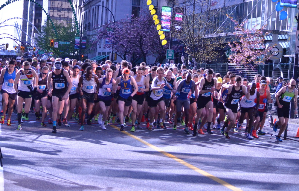New winners declared at 34th annual Vancouver Sun Run - Athletics