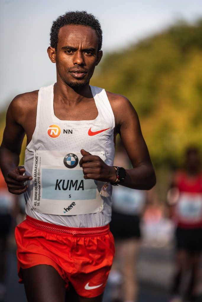 Ethiopia's Abera Kuma To Race the Scotiabank Ottawa Marathon