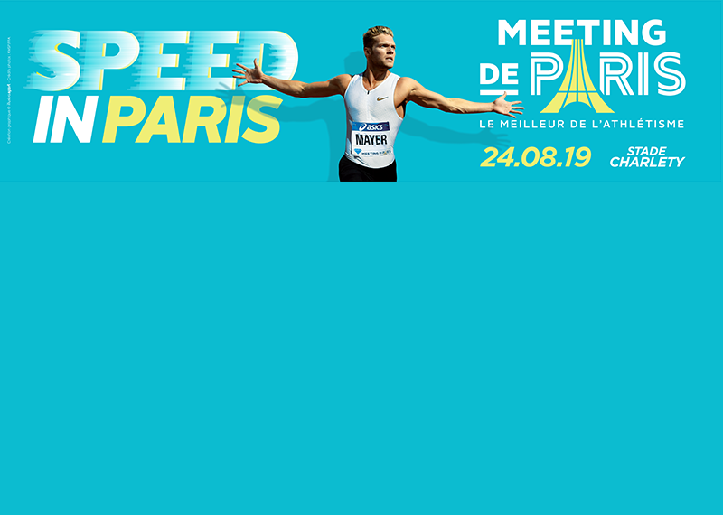 MEETING de PARIS 2019 : The first two clashes announced at Charléty Stadium | Athletics Illustrated