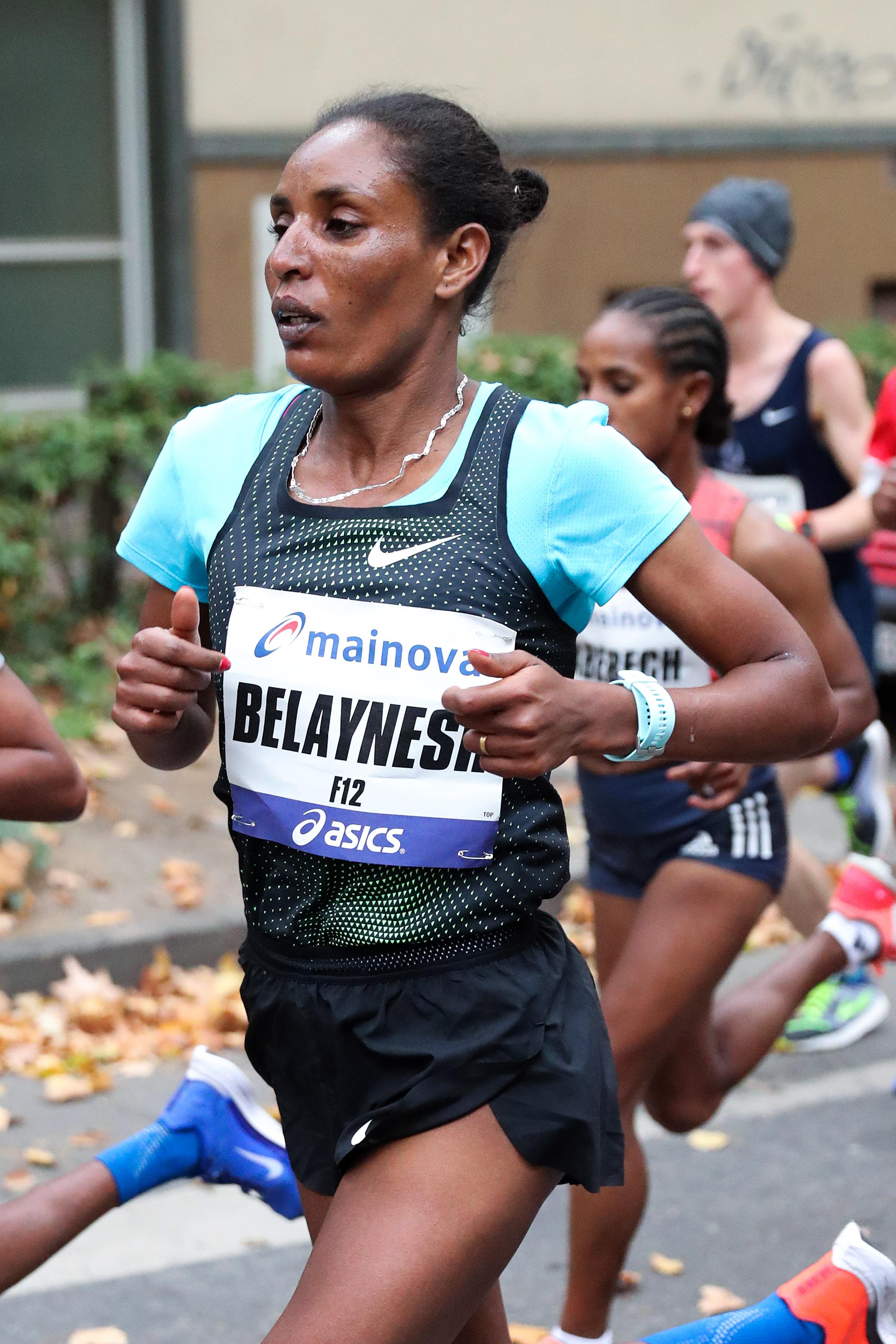 Ethiopia Sends World Class Women to Toronto, - Athletics Illustrated