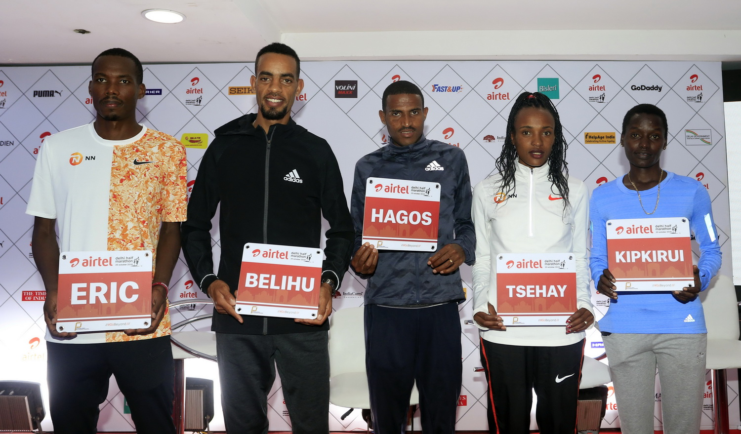 Defending champions Belihu and Gemechu to chase Airtel Delhi Half Marathon course records - Athletics Illustrated