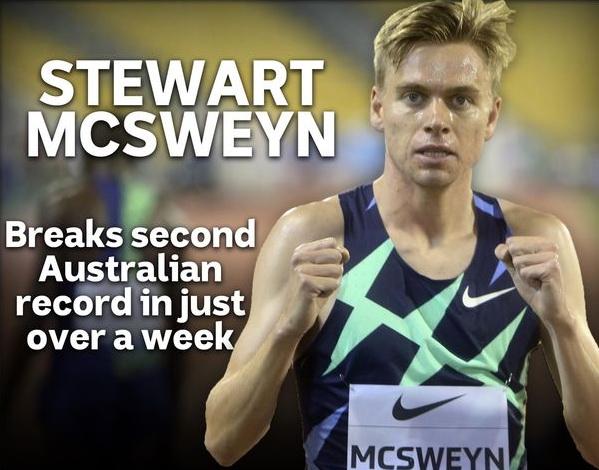 The Stewart McSweyn Interview