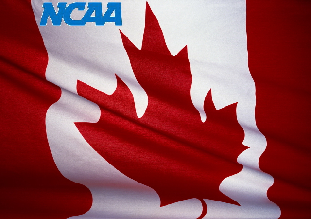 NCAA - Canadian Coaches
